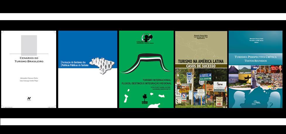Livros Alexandre Panosso Netto