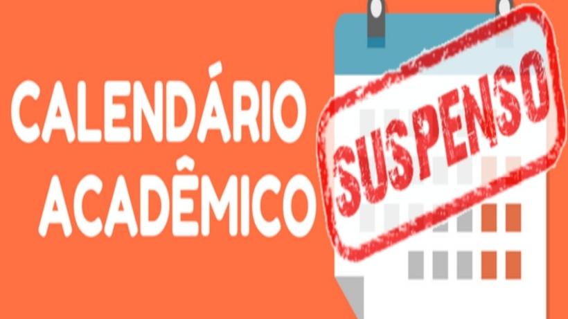 UFOP suspende calendário acadêmico